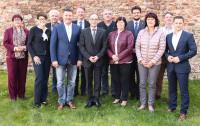 CDU-Fraktionsvorstand: Foto: CDU Sachsen-Anhalt