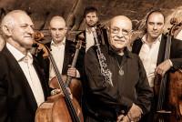 Feidman & Rastrelli Cello Quartet. Quelle: Cultour-Büro Halle