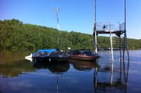 Nach fast drei Jahren ist der Osendorfer See wieder freigegeben. Foto: HKC 54 e.V.