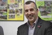 Thomas Keindorf, Präsident der Handwerkskammer Halle