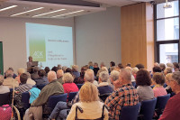 AOK-Pflegeforum. Foto: M. Schwarze, AOK
