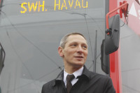 HAVAG-Vorstand Vinzenz Schwarz.