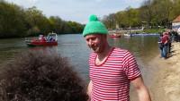 Wolfgang Aldag macht sich Gedanken über Flüsse