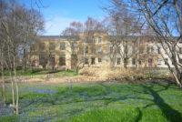 Botanischer Garten. Uni Halle