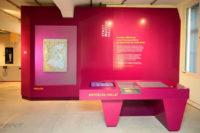 """Prolog zur Dauerausstellung """"Entdecke Halle!"""" mit Computerstation. Foto: Thomas Ziegler, Stadtfotograf"""