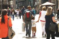 """Die """"traditionelle"""" Familie war die meist gezählte Form des Familienlebens."""
