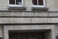 Die Handwerkskammer Halle