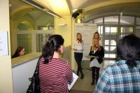 Blick hinter die Kulissen in der Arbeitsagentur. Foto: Agentur für Arbeit Halle
