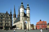 Die Marktkirche. Foto: Stadt Halle, Thomas Ziegler
