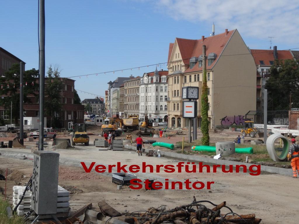 Steintor Verkehrsführung