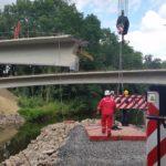 Neubau Gimritzer Gutsbrücke