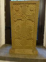 Kreuz in der armenischen Kirche
