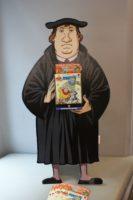 Martin Luther als Comic-Figur