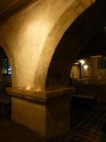 romanische Bauteile in der Wenzelskirche