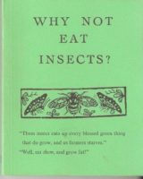 "Bild: V.M. Holt ""Why not eat insects"" 1885"