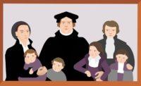 Der Mönch Martin und seine Familie