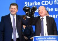 CDU-Landesvorsitzender Stark wie die Wölfe: Thomas Webel und Generalsekretär Sven Schulze
