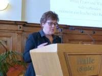 Ministerin Petra Grimm-Benne