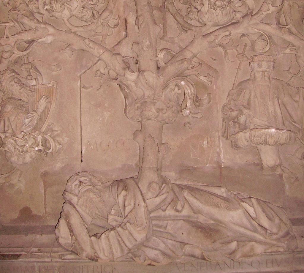 Wurzel Jesse (Wormser Dom), Wikimedia