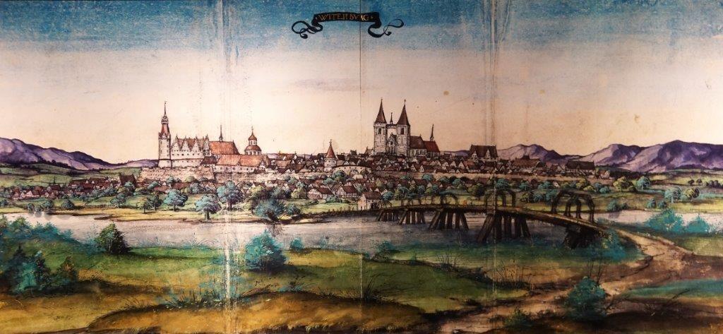 Wittenberg zu Luthers Zeit