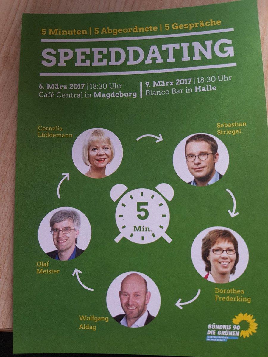 snelheid dating Halle Saale