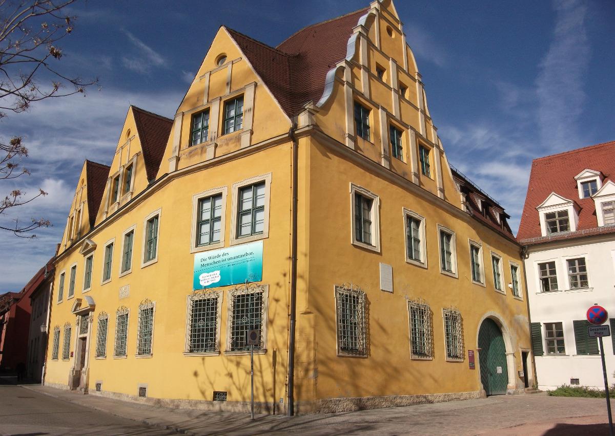Das Christian Wolff Haus als Gelehrtenhaus HalleSpektrum