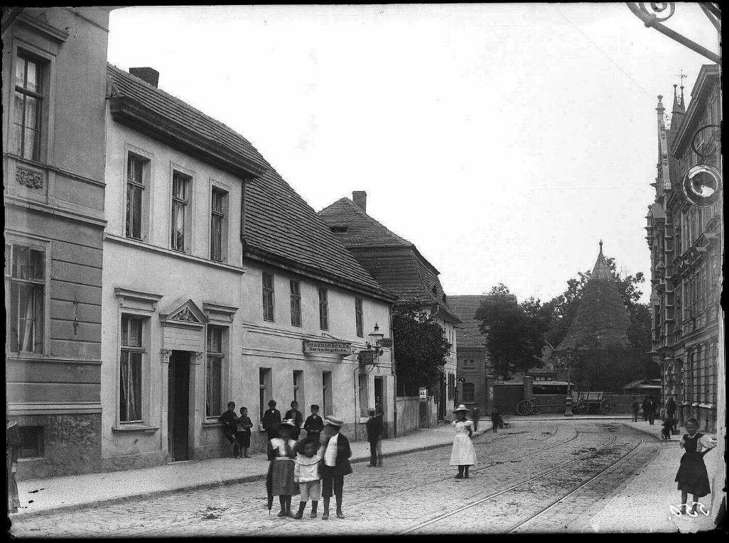 Burgstraße Halle