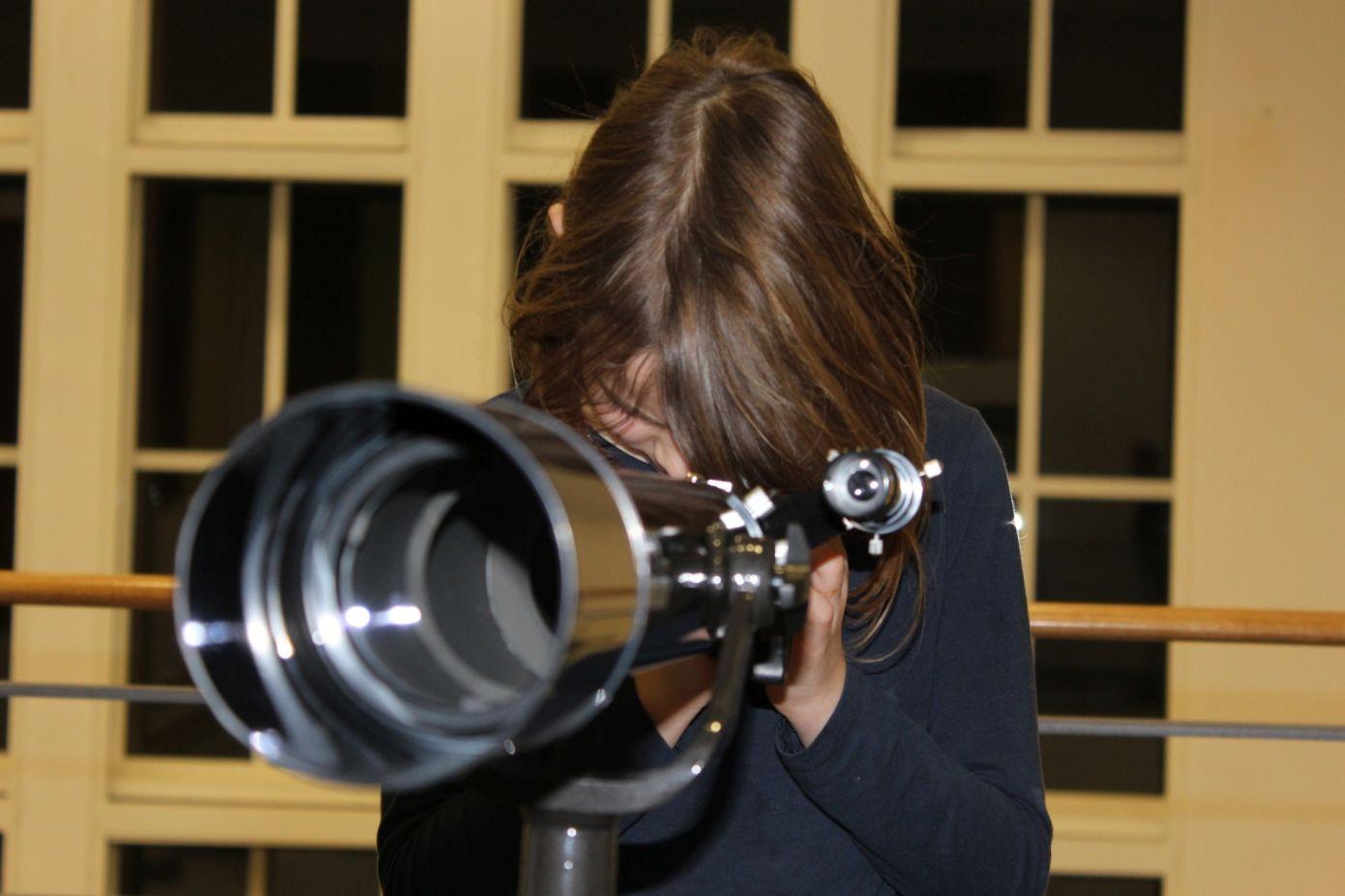Teleskop express celestron firstscope mm
