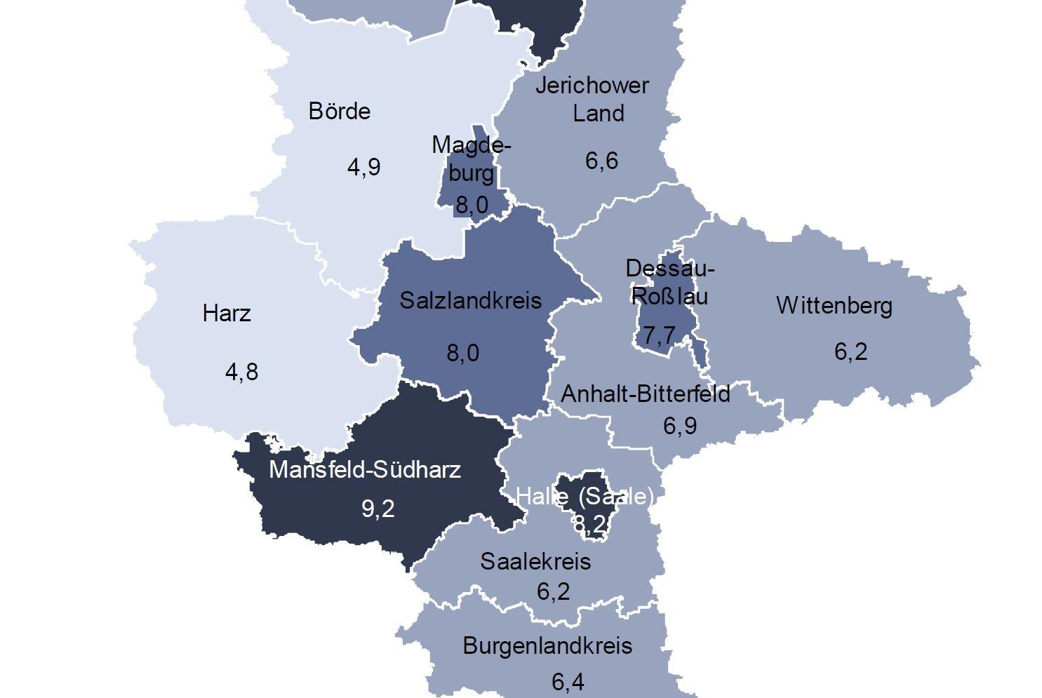 AuГџchreibungsanzeiger Sachsen-Anhalt