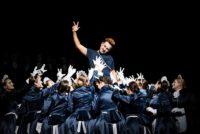 Fotomotiv: Un Ballo In Maschera, mit Angelos Samartzis, Chor © Theater, Oper und Orchester GmbH, Anna Kolata