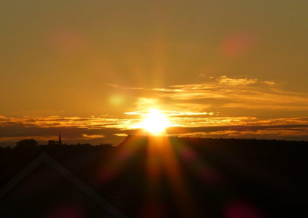 Sonnenexposition