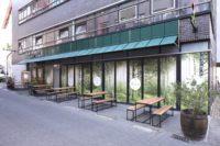 Foto von der neuen Burgerfiliale in Halle