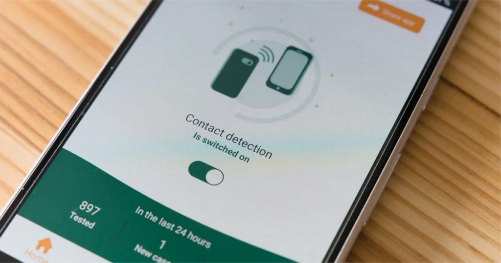 Corona App Standortdaten